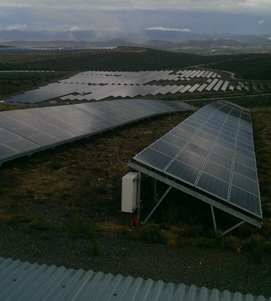 Photovoltaic Park Telemetry / Pv Monitoring systems